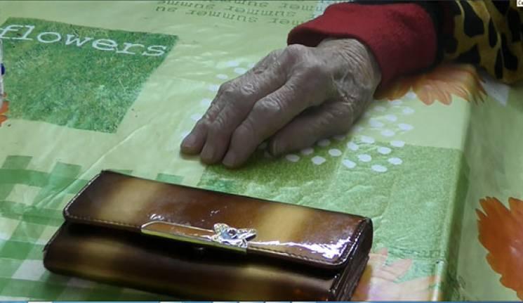 У Миколаєві безхатько пограбував 89-річну бабусю