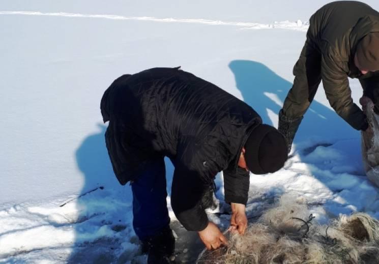 На Тернопільщині піймали рибалку-браконьєра (ФОТО)