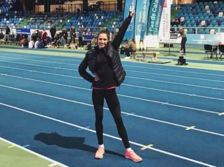 Запорізька спортсменка посіла третє місце на міжнародному турнірі у Франції