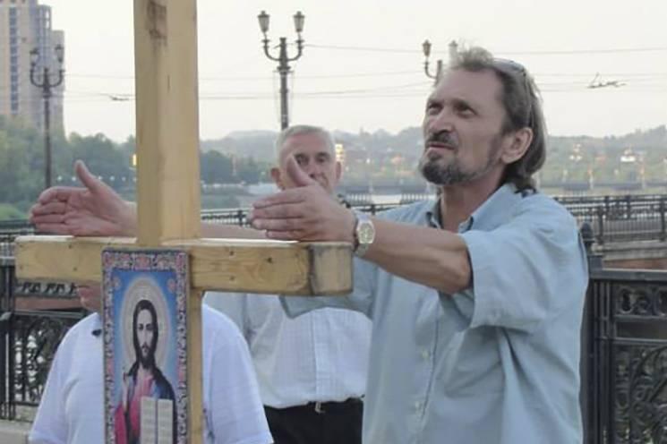 Помер визволений з полону пастор, якого катували донецькі терористи