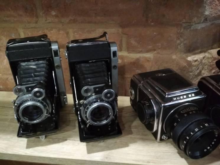 У Вінниці з'явилася кав'ярня-фотомузей (ФОТО)