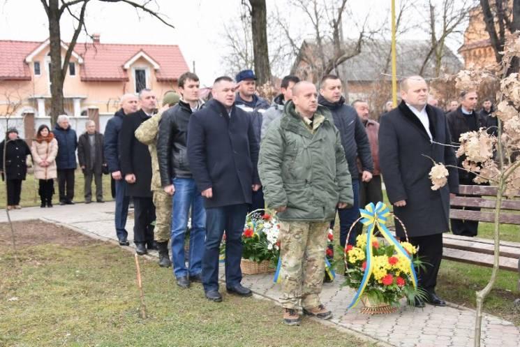 У закарпатській Іршаві вшанували воїнів-афганців (ФОТО)