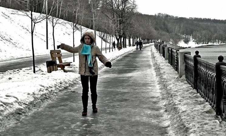 Киянам анонсували ожеледицю та невеличкий сніг