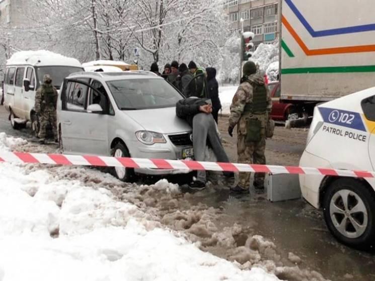 У Чернівцях заарештували крадіїв, які награбували майна на 400 тисяч гривень