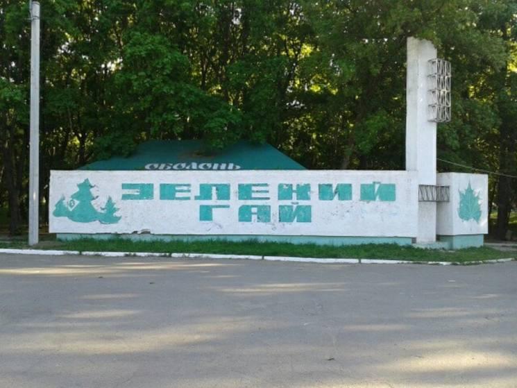 """Харків'янка просить врятувати від знищення """"легені району"""""""