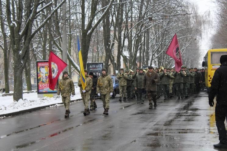 У Хмельницькому вшанували воїнів-інтенаціоналістів (ФОТО)