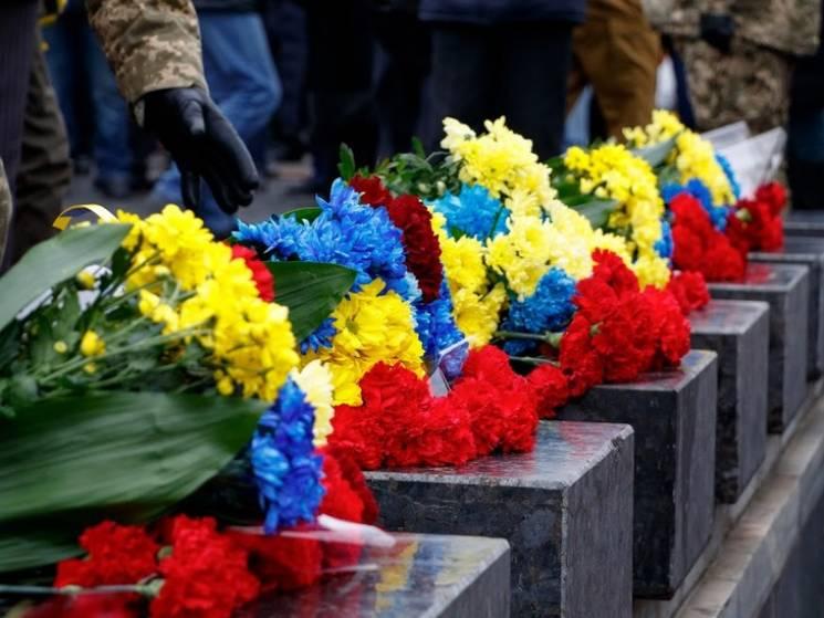 У Дніпрі маршем вшанували пам'ять загиблих у Афганістані бійців