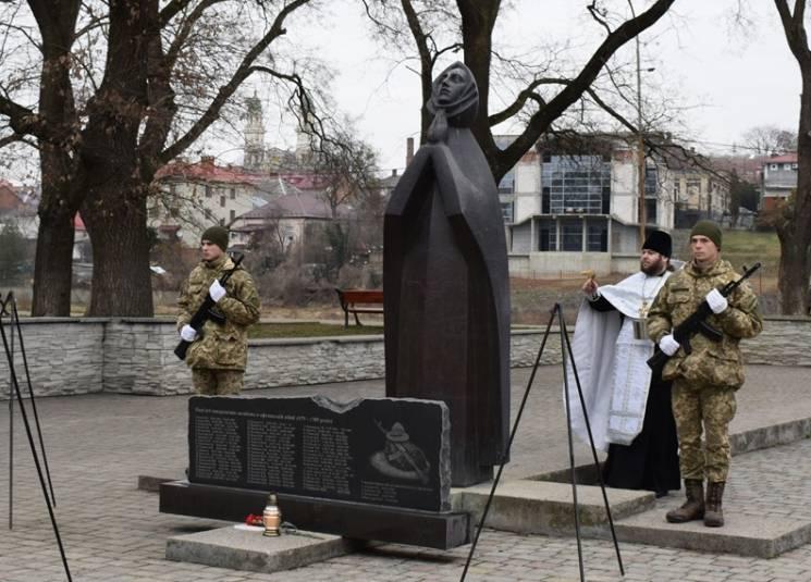 Закарпатці вшанували учасників бойових дій на території інших держав (ФОТО)
