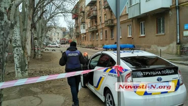 У Миколаєві замінували Центральний районний суд
