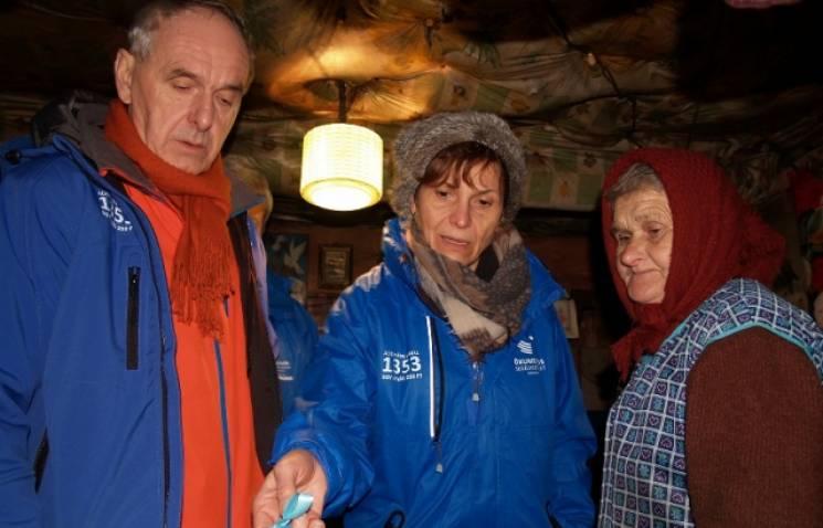 День закоханих провела на Закарпатті, окрім дружини Порошенка, і дружина Орбана (ФОТО)