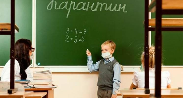 Перелік хмельницьких шкіл, зачинених на карантин, розширився