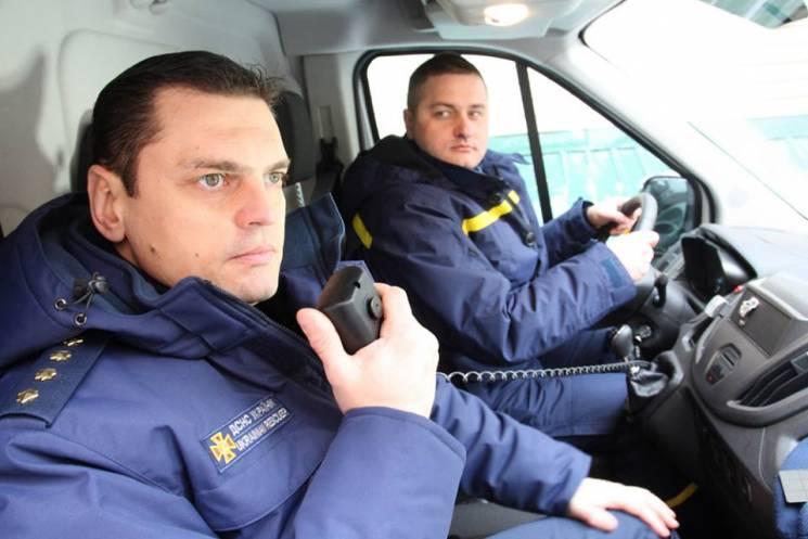 Українських рятувальників вдягнуть по-новому (ФОТО)