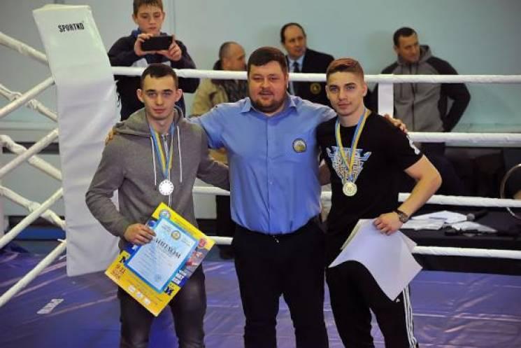 Збірна Харківщини з муайтай увійшла до ТОП-3 на етапі Кубку України