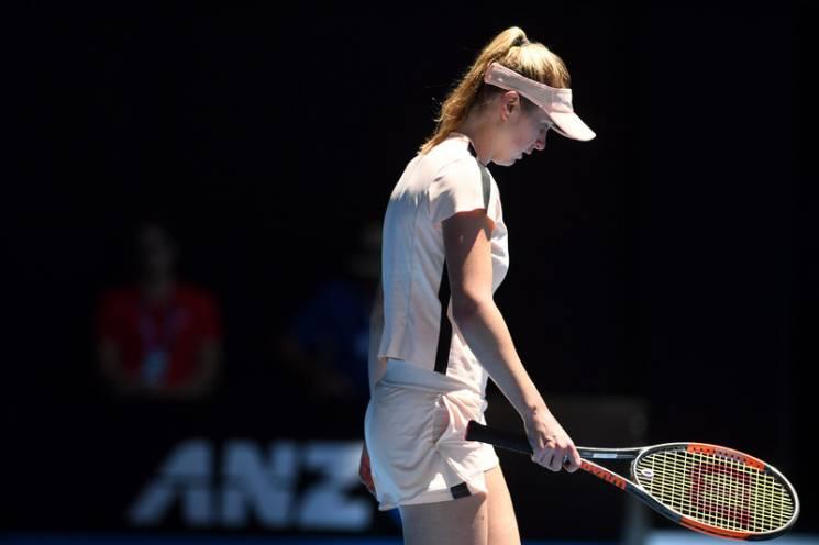 Світоліна програла своїй незручній суперниці на турнірі в Катарі