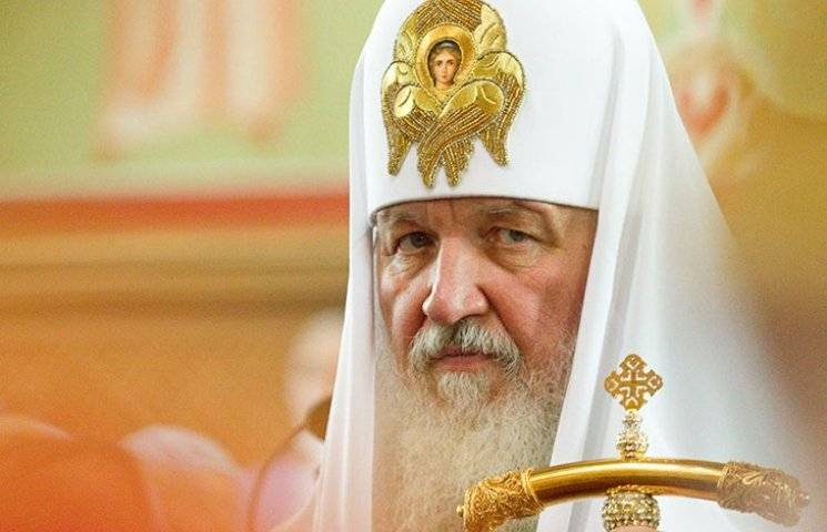 Патріарх Кирило назвав неправославних ко…