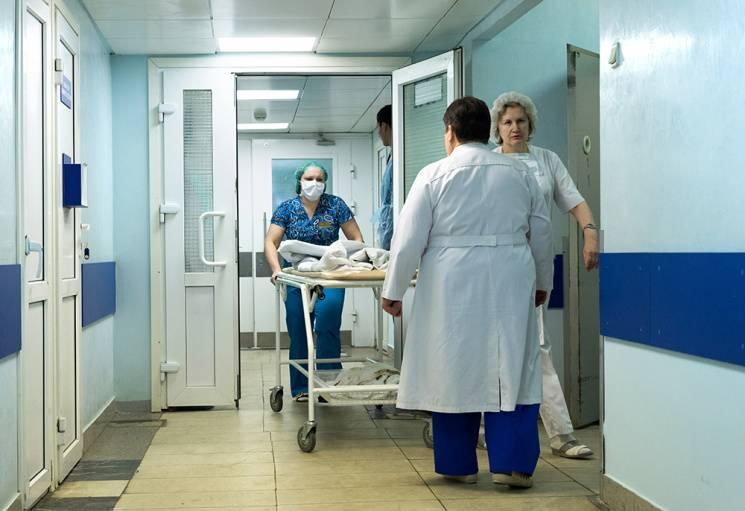 ВХарьковской области 41 человек госпитализирован сгепатитом А