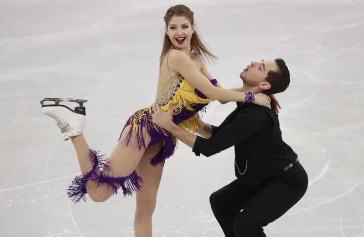 Українці не зможуть поборотися за медалі у змаганнях танцювальних пар на Олімпіаді