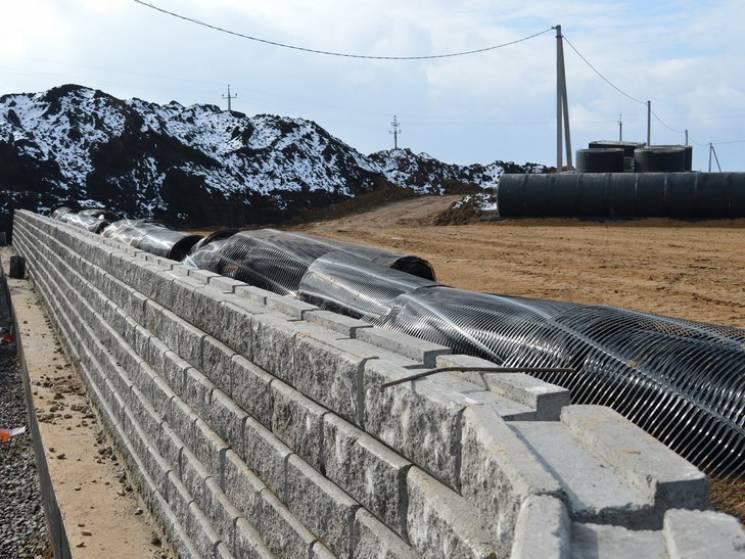 На Полтавщині будівництво нової розв'язки на трасі Дніпро-Решетилівка триває повним ходом (ФОТО), фото-2