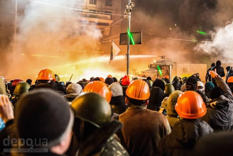 Три найкривавіші дні Майдану у спогадах журналістів Depo.ua