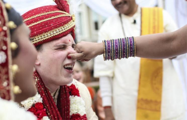 20 традицій різних країн, які роблять весілля божевільним святом (ФОТО)