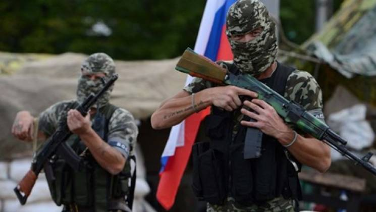 За чотири роки АТО військові спецслужби затримали 11 росіян