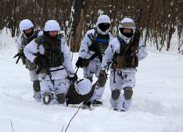 Бойовики вбили бійця АТО, поранили ще п'ятьох і травмували двох воїнів