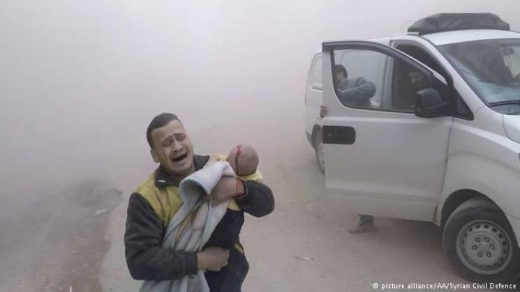 Росія й Асад бомблять лікарні і цивільних: За дві доби понад 230 загиблих і 1100 поранених