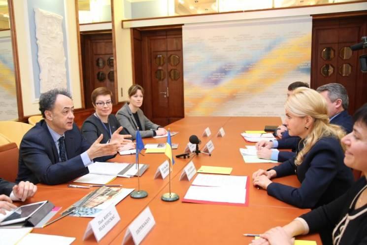 Мингарелли: ЕС несомненно поможет сделать вХарькове современный онкоцентр