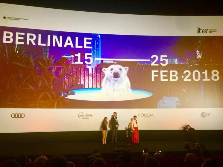 На Берлінале показали картину української режисерки (ФОТО)