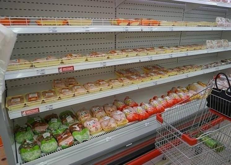 Росіянам дозволили їсти американське м'ясо та яйця
