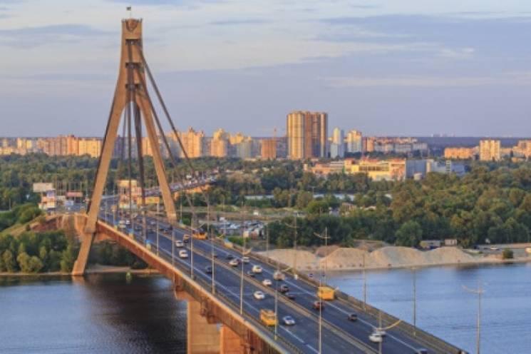ВКиеве переименовали Московский мост