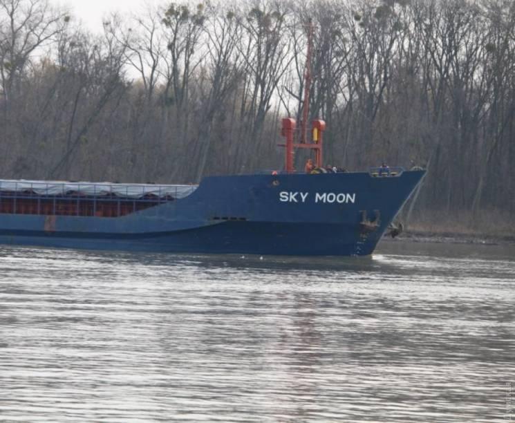 Конфісковане іноземне судно, яке незаконно заходило вКрим, передадуть армії
