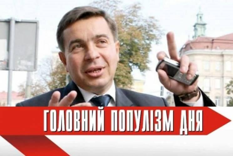"""Головний популіст дня: Стецьків, який """"продає"""" глядачам нафталін про втому Європи від України"""
