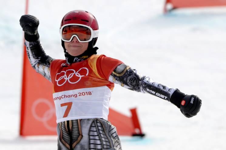Чеська спортсменка виграла золото у сноубордингу, перед цим перемігши у гірськолижному спорті