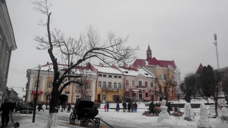 """На Тернопольщине начались съемки продолжения """"Червоного"""" (ВИДЕО)"""