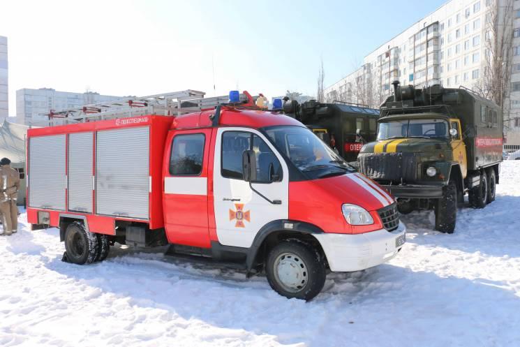Аварія тепломережі в Харкові: ДСНС підготувала план дій у разі погіршення ситуації (ФОТО)