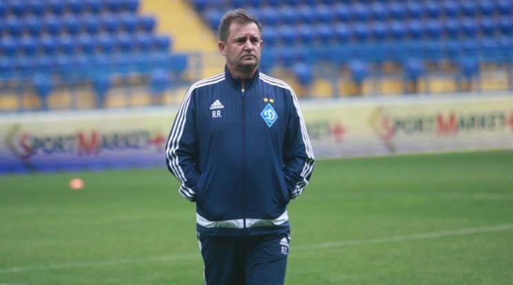 Стало известно, кто может поменять Хацкевича напосту основного тренера «Динамо»