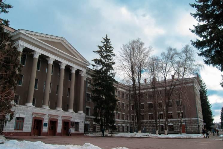 В Харькове на нарушении антикоррупционно…