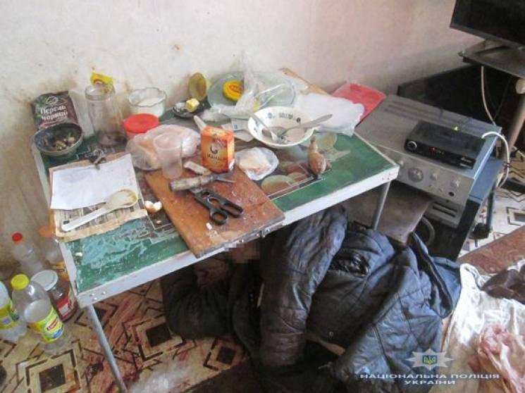 В Миколаєві п'яний чоловік зарізав сусідку