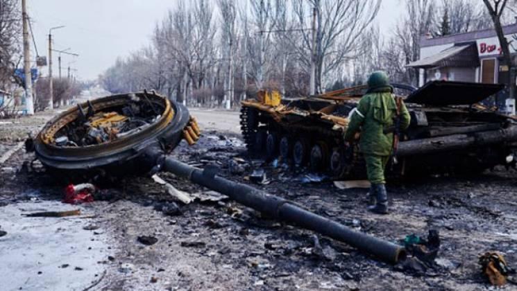 Перемоги тижня в ООС: Знищений командний пункт і бронетехніка бойовиків