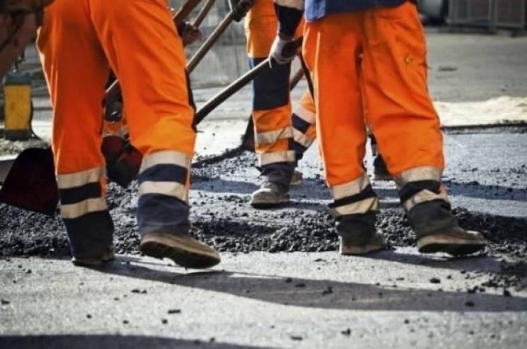 """Найближчими днями почнеться ремонт дороги """"Мукачево - Рогатин"""""""