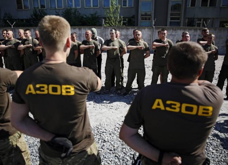 "Некомплект чи загроза ескалації: Чому ""Азов"" повернули на передову"
