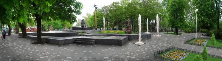 Без собак, але з фонтанами: Як в Одесі переоблаштують Старобазарний сквер(ФОТО)