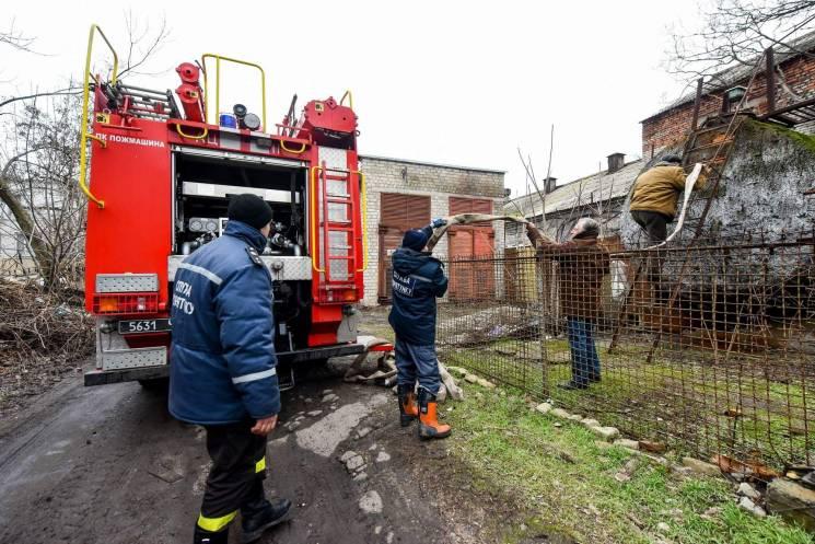 Ліквідаторів бердянської аварії забезпечили для цілодобової роботи (ФОТО)