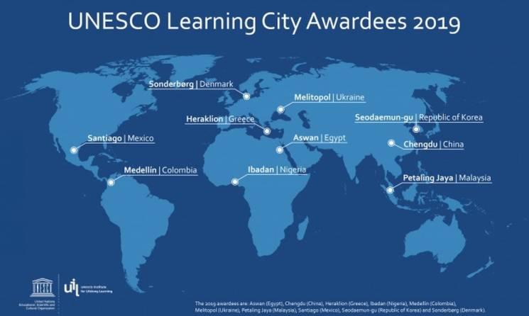 Мелітополь отримав нагороду від ЮНЕСКО…