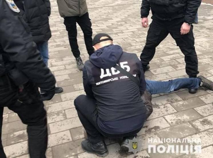 На Вінниччині й Житомирщині промишляла група наркоторговців (ФОТО)