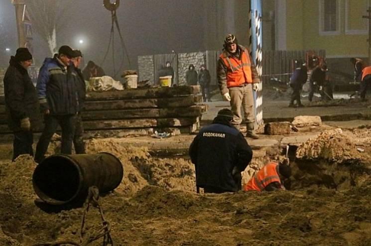 Бердянськ все ще зневоднено, жителів просять потерпіти кілька годин