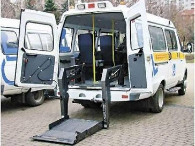 На Тернопільщині придбали кілька спецавтівок для людей з інвалідністю