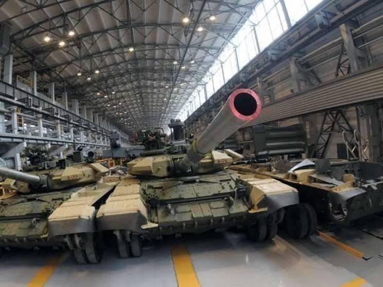 Львовский бронетанковый завод получил за…