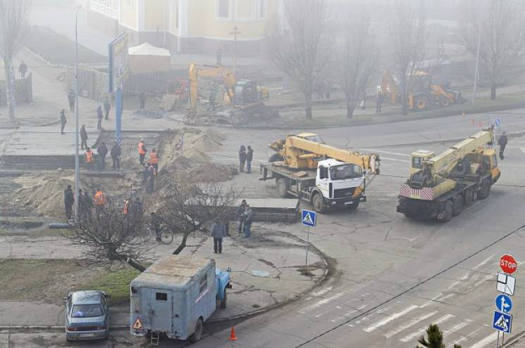 Гроші на ремонт бердянської каналізації проситимуть в Києві